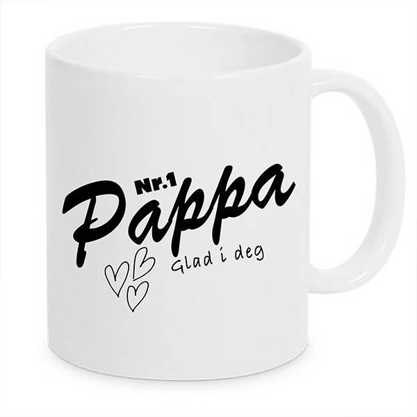 Kopp Nr1. pappa