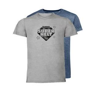 Bilde av T-shirt Velbrukt Superhelt