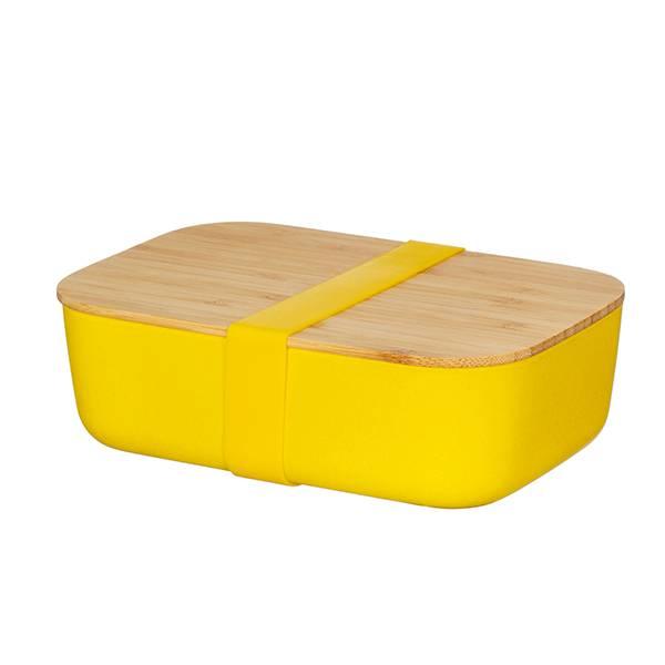 Matboks - Hot yellow