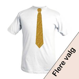 Bilde av T-shirt med Slips